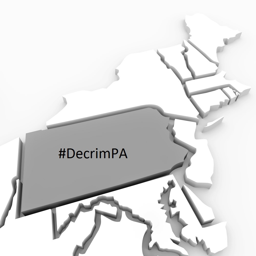 Decriminalizing Marijuana (Cannabis) in PA